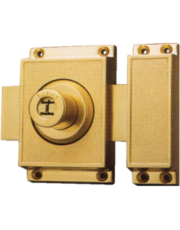 FICHET 484 double entry cylinder lock