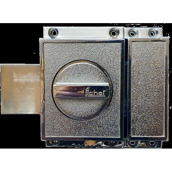 FICHET 484 cylinder lock with button