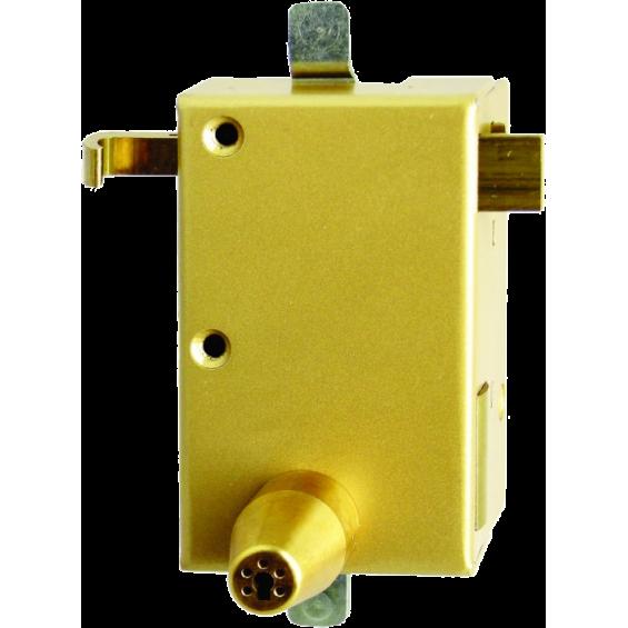 Mécanisme vertical de serrure ISEO à cylindre Izis
