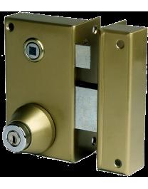 Wall-mounted lock BRICARD - Séries 490