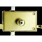 Mécanisme horizontal de serrure ISEO à cylindre Cavith