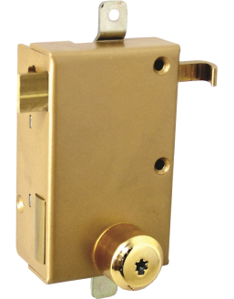 Vertical ISEO lock mechanism with Cavith cylinder