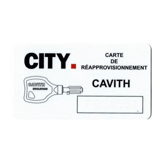 Carte de reproduction Iseo Cavith