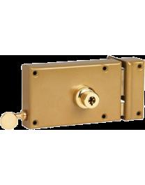 Pollux 7000/5 fins - Horizontal single point lock