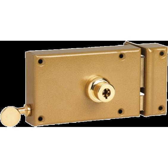 Pollux 5 fins - Horizontal single point lock