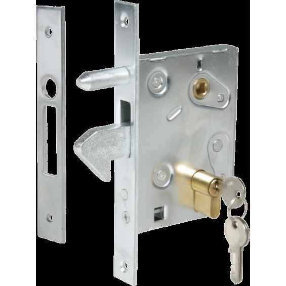 IBFM - Sliding hook gate lock