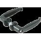 Metal Gate Handle 35/50 Square 7 or mm
