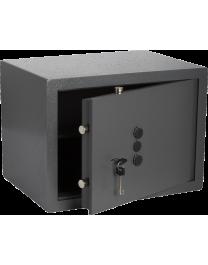 strong box to put Bricard - à Clé + boutons, à poser