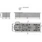 Dorma BTS 75V - Floor pivot
