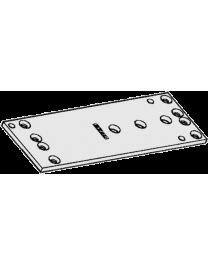Plaque de montage pour Geze TS 2000 V