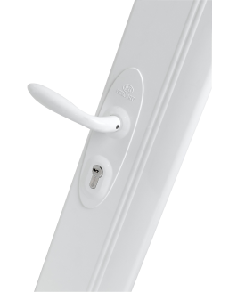 Wall-mounted lock BRICARD Vigiblock A2p1