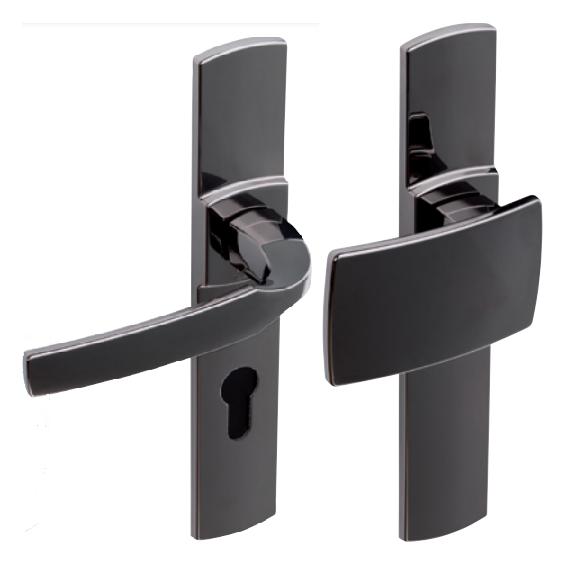 """door handle set """"Artis"""" for FICHET Stylea/Forstyl+"""