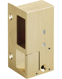 Gâche électrique 100 x 50 mm - Beugnot pour Muel100