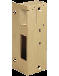 Gâche électrique 140 x 50 mm - Beugnot pour Muel 140 demi-tour haut