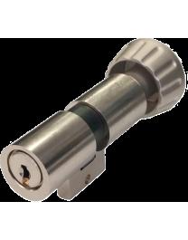 Cylindre Kaba 660 à bouton pour serrure Bricard Bloctout