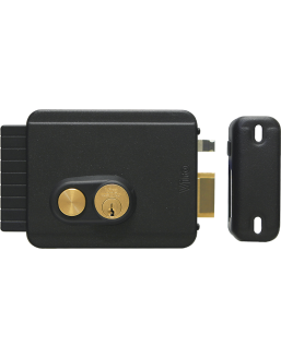 Electric lock with internal button Viro V97