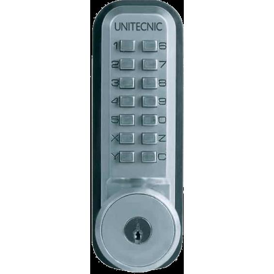 Mechanical code lock Unitecnic 2200CS