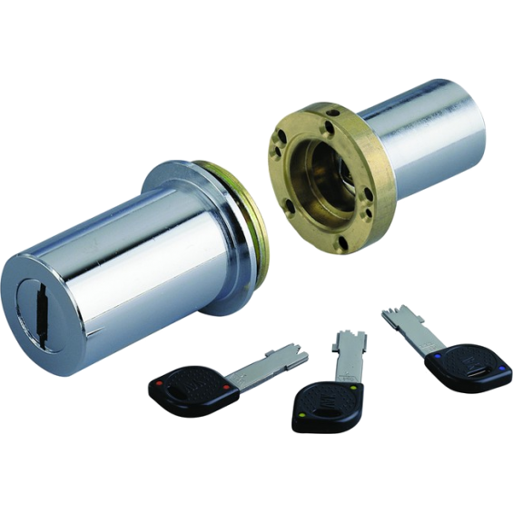 Picard cylinder set for Muel lock