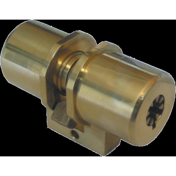 Cylindre 7 ailettes pour serrure Fichet