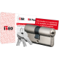 ISEO R9 Plus lock cylinder