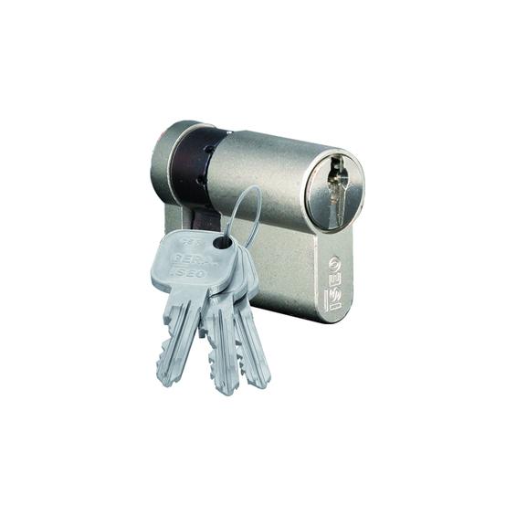 Half cylinder ISEO F9