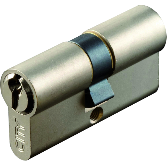 Short cylinder ISEO 21x21 et 25x25