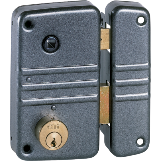 Vertical bolt lock ISEO CITY