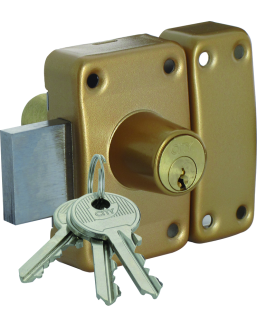 ISEO CITY26 double entry lock