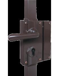 Mul-t-lock 3-point reversible lock HB3