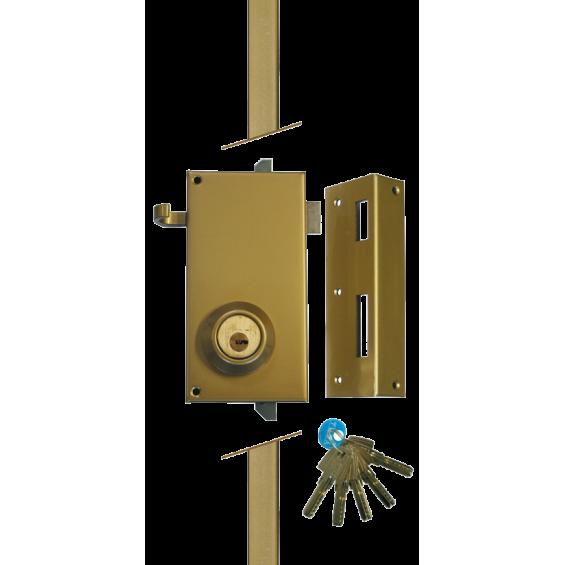 3-point pull lock - TESA TS-30