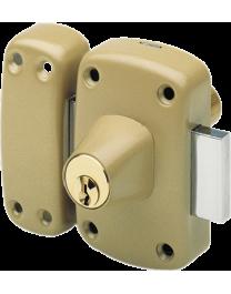 Double input lock VACHETTE Cyclop 7603