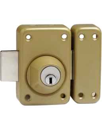 Double input lock VACHETTE V136