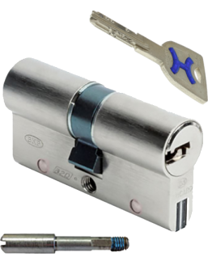 BRICARD Dual XP S2 A2P1* pour serrure 8161