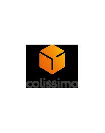 Etiquette d'expédition Colissimo contre signaure