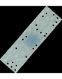 Adapter plate to replace a Levasseur door closer