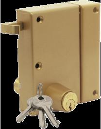 ISEO Zenith vertical pull lock 571