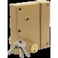 ISEO Zenith vertical bolt lock 572
