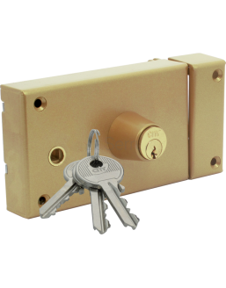 ISEO Zenith horizontal bolt lock 542