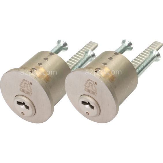 Set of 2 MAGNET 3800 cylinders with tongue