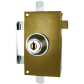 Wall-mounted lock Serrure 3 points PICARD Kleops Vakmobil A2P1* Verticale