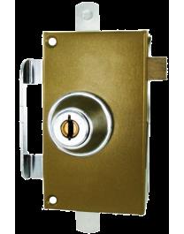 Central locking mechanism 3 points PICARD Kleops A2P1 * Vertical
