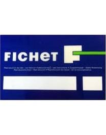 Ownership cards Carte de propriété FICHET 484