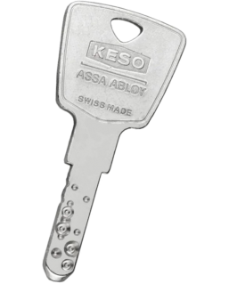 Key KESO Assa Abloy