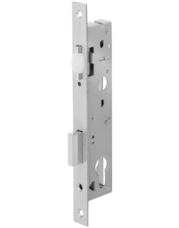 Lock 1 point with bolt half turn with roll Stremler 2264