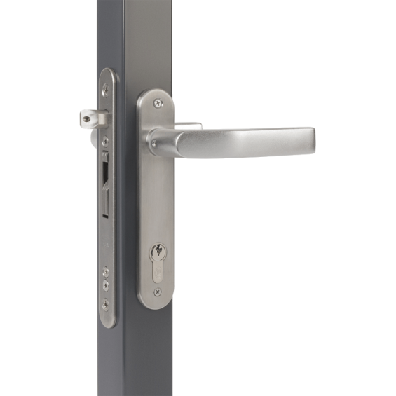 Recessed lock LOCINOX Fiftylock