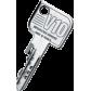 Key Vachette VACHETTE  V10