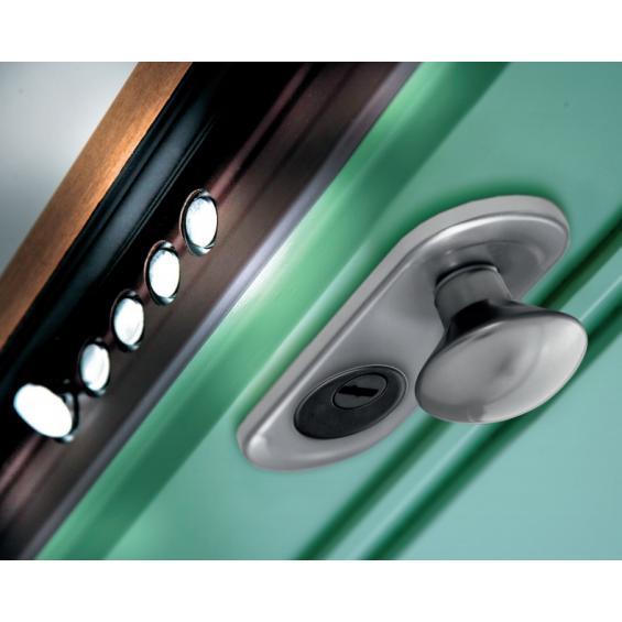 Security doors Dierre ASSO 5 PDU - Porte blindée de sécurité