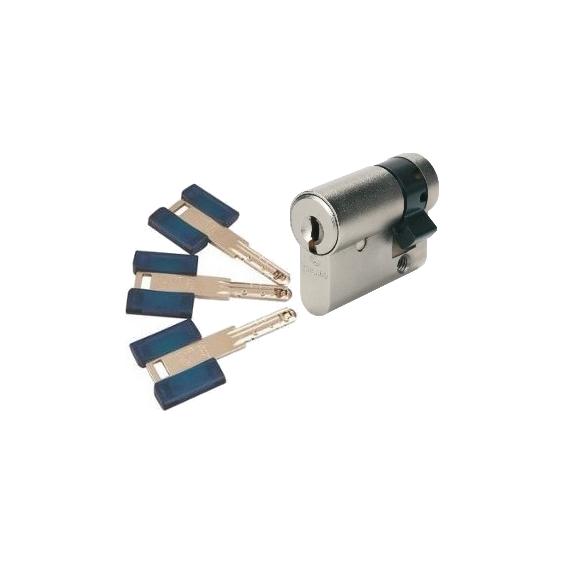 European cylinder Demi cylindre BRICARD Chifral S2