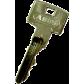 Key Abus ABUS TSX