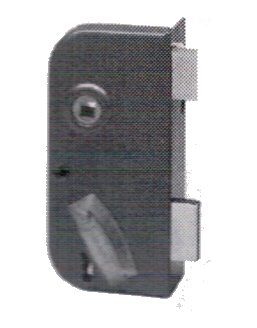 Wall-mounted lock BRICARD Série 1911-1912